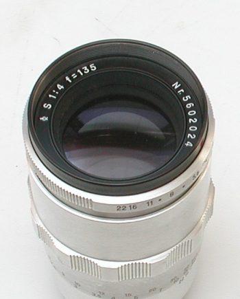 Jena 135mm lens