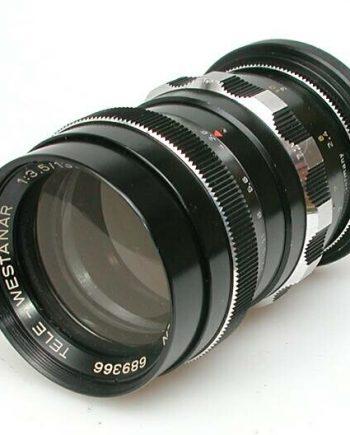Isco Tele-Westanar 135mm