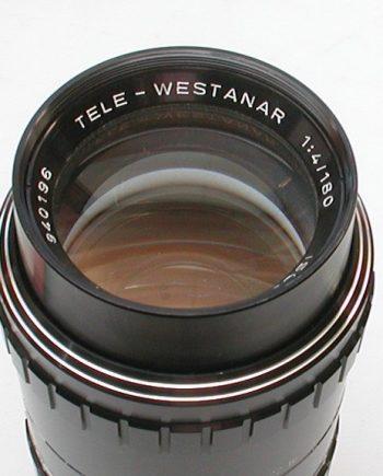 Isco Tele-Westanar 180mm