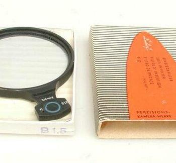 Linhof B1,5 filter 51mm