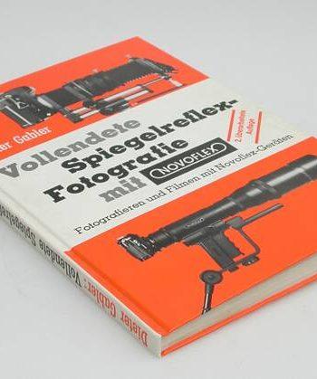Boek Spiegelreflex-Fotografie mit Novoflex