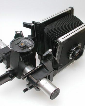 Sinar Standard F met Schneider 150mm