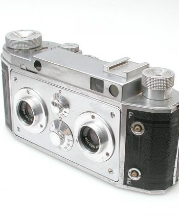 Jules Richard Verascope F40 stereo camera