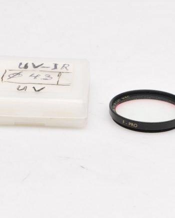 B+W UV/IR filter E43 kopen