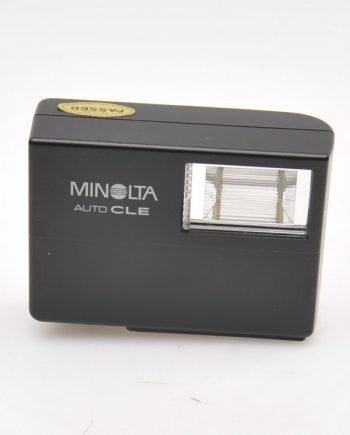 Auto Electroflash Minolta CLE kopen