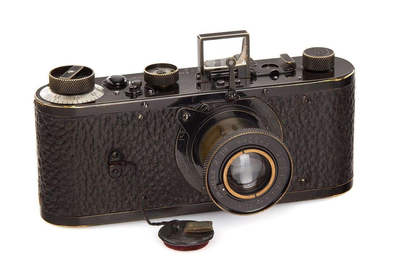 Leica veiling