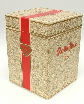 Rolleiflex doos kopen