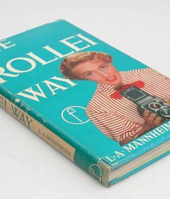 """Rollei boek: """"The Rollei Way"""" kopen"""