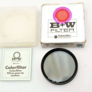 52mm circulair polarisatiefilter kopen