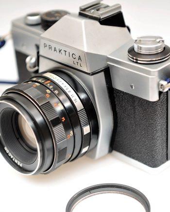 pentacon spiegelreflex camera kopen