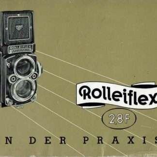 rolleiflex 2.8F gebruiksaanwijzing kopen
