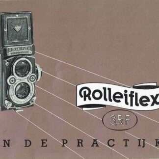 rolleiflex gebruiksaanwijzing nederlands